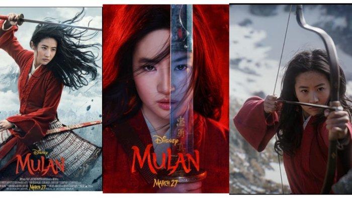 Film Mulan Jadi Trending Topic,  Ada Keseruan saat Klik Tombol Like Unlike Like di Cuitan #Mulan