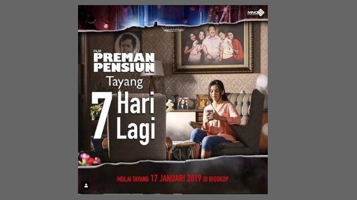 Film Preman Pensiun Mulai Tayang 17 Januari, Lihat Kemeriahan Gala Premier Hari Ini dan Trailernya
