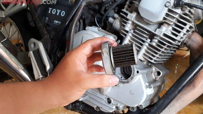 Jangan Disepelekan, Inilah Efek Negatif jika Filter Oli Motor Enggak Pernah Diganti