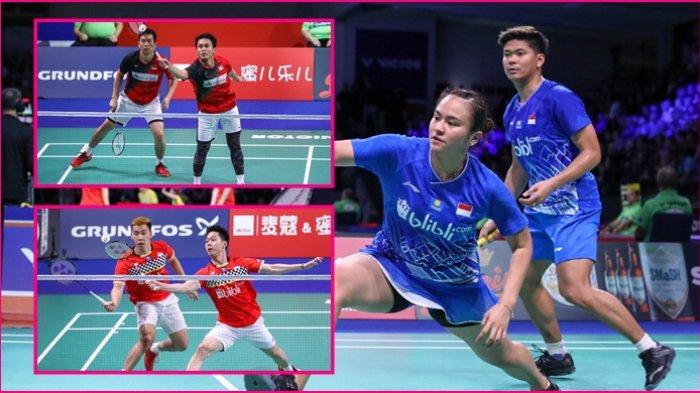 MAIN SEKARANG Link Live Streaming Badminton Hari Ini Denmark Open 2019, Tonton dari HP Aksi Minions