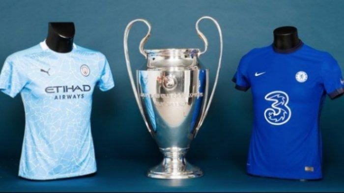 JADWAL Live SCTV Final Liga Champions Man City vs Chelsea, Pep Guardiola Andalkan Kevin de Bruyne