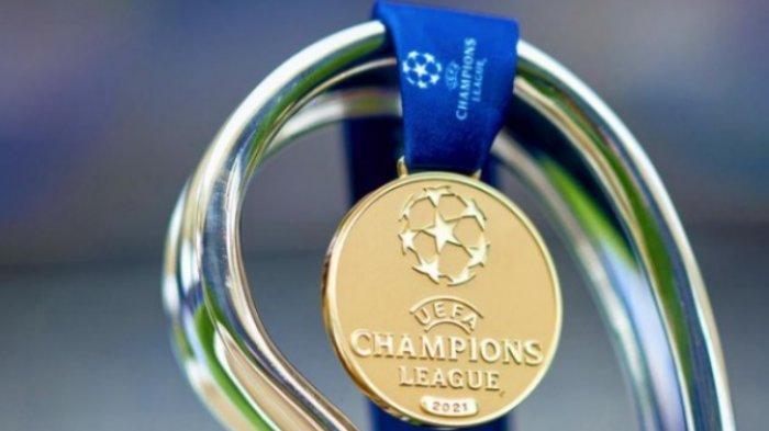 Lengkap, Hasil Pembagian Pot Drawing Liga Champions, Cek Posisi AC Milan, Inter Milan Bareng Chelsea