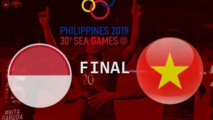 Resmi Timnas U23 Indonesia Melawan Vietnam di Final, Ini Jadwal Perebutan Medali Emas SEA Games 2019