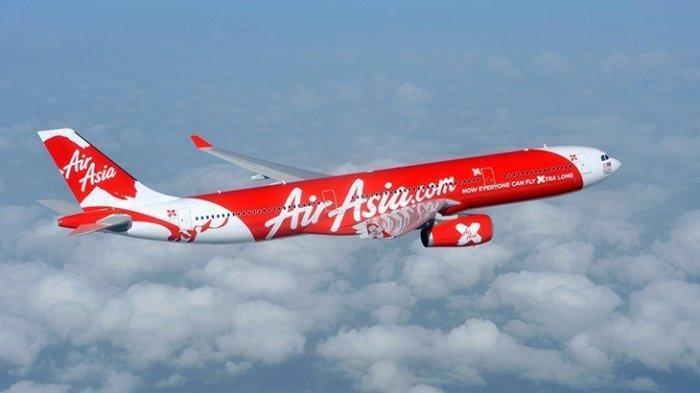 Buruan Hanya Rp 188 Ribu Anda Bisa Terbang Bersama AirAsia, Promo Rayakan HUT ke-18, Ini Caranya