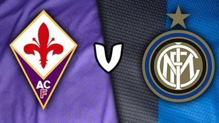 SERU! TONTON Live Streaming Fiorentina vs Inter milan di Channel TVRI Coppa Italia, Nonton TV Online