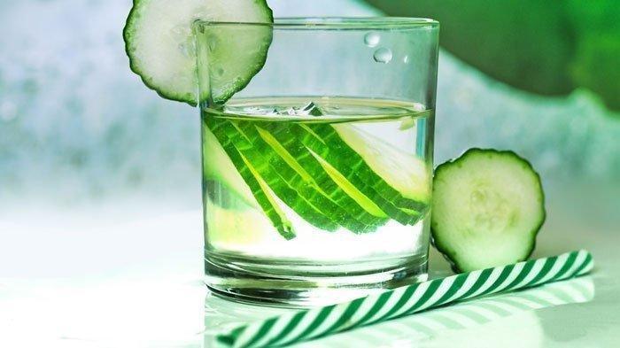 Minum Air Mentimun Setiap Hari, Jangan Kaget, Inilah 9 Manfaat yang Akan Terjadi di Tubuh Anda!