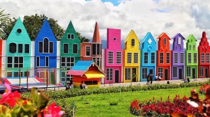 Jam Operasional dan Spot Instagramable di Flora Wisata San Terra, Tempat Wisata di Kota Malang