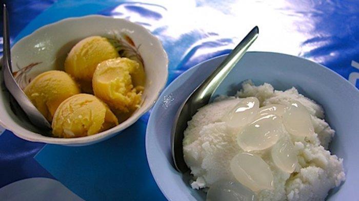 Selalu Jadi Incaran Para Wisatawan, Ini 5 Dessert Unik Khas Thailand, Lezatnya Nuttaporn Ice Cream