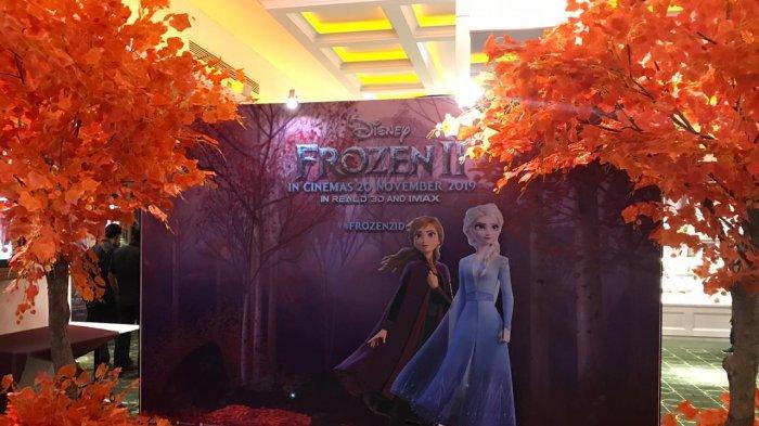 Film Frozen 2, Suara Misterius dari Utara, Terkuak Asal Kekuatan Elsa, Tayang Hari Ini di Balikpapan