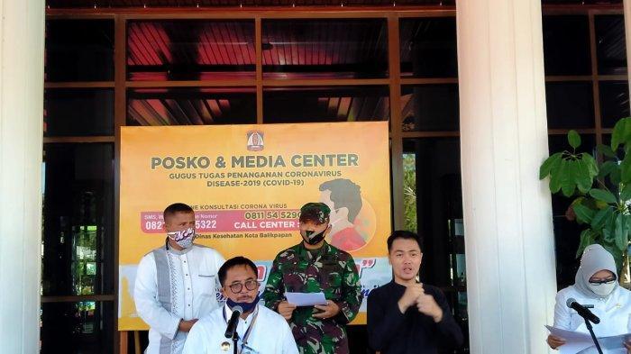 BREAKING NEWS Walikota Balikpapan Rizal Effendi Batalkan Izin Shalat Idul Fitri Berjamaah di Masjid