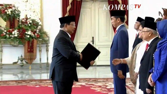 FOTO-FOTO 38 Menteri Kabinet Indonesia Maju Jokowi - Maruf Amin, Perhatikan Wajah-wajah Baru
