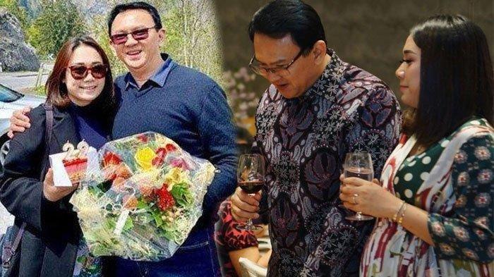 Foto Pernikahan Ahok BTP dan Puput Nastiti Devi Terungkap, Mantan Suami Veronica Tan Pakai Blangkon