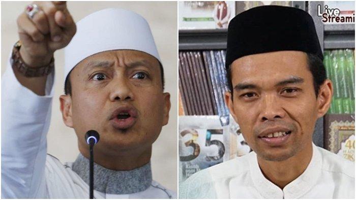 Ustadz Dasad Latif Berstatus OTG Virus Corona, Curhat ke Ustadz Abdul Somad Kini Tinggal Sendiri