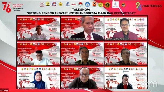 Rektor UGM dan Uniba Terpilih Memimpin Forum Rektor PII