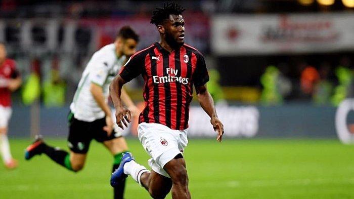Liga Italia, AS Roma vs AC Milan, Ketergantungan Pioli dengan Franck Kessie, Live Streaming RCTI