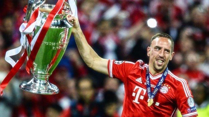 Eks Penyerang Timnas Italia Ini Bongkar Masa Depan Franck Ribery, Bakal ke Liga Italia?