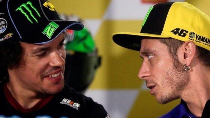 Jadwal MotoGP 2021: Petronas Yamaha SRT Ingin Rossi Bersenang-Senang, Morbidelli Kejar Juara Dunia