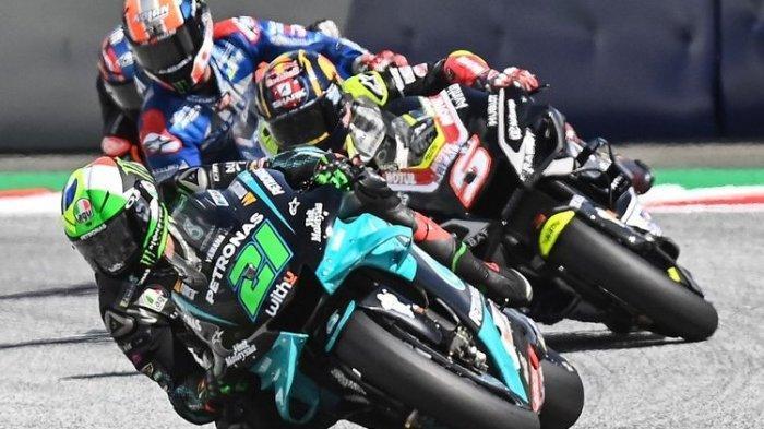 JADWAL MotoGP 2021 Lengkap dengan Jam Tayang Trans7 Hari Ini & Link Live Streaming MotoGP Qatar 2021