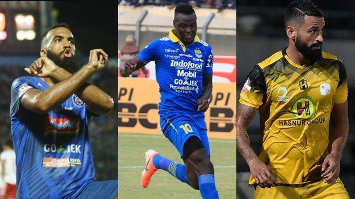 Selain Ezechiel NDouassel & Comvalius, Sosok Ini Mencuat Gantikan Lerby Eliandry di Borneo FC