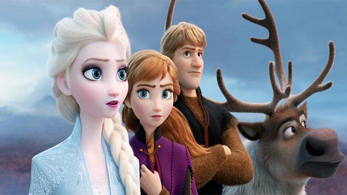 Film Terbaru, Premiere Night Frozen 2 Sudah di Jakarta Surabaya Balikpapan Kaltim, Kini Semua Kota