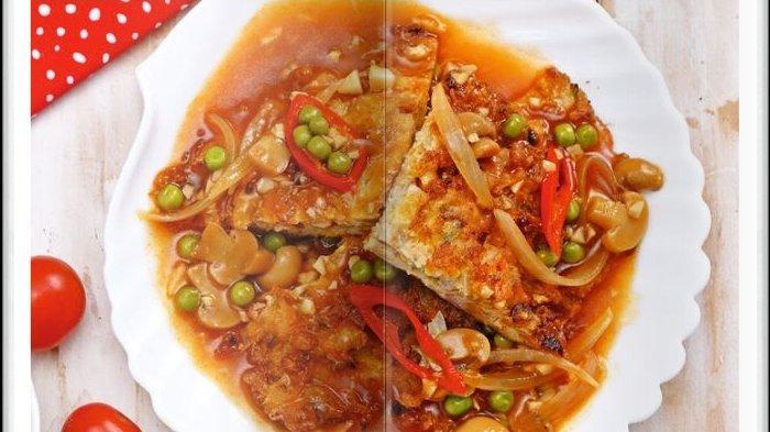 Cara Bikin Fuyunghai Udang Jamur Super Enak, Menu Makan Malam Praktis dan Mudah Membuatnya