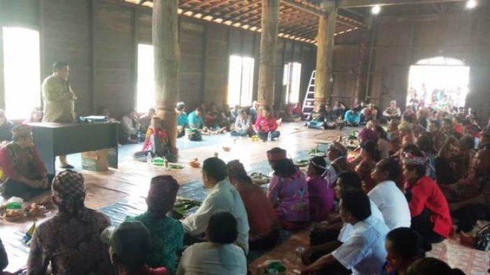 Pelantikan Kepala Adat se-Kecamatan Siluq Ngurai Ditandai Upacara Belian Nulart 8 Hari