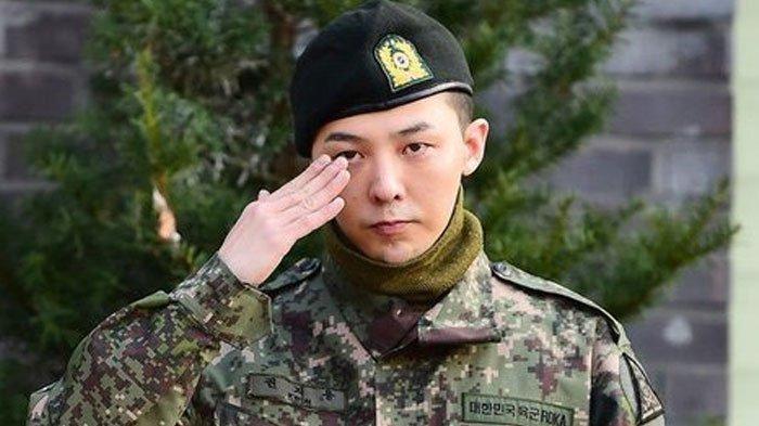 G-Dragon BIGBANG Selesai Wajib Militer, Disambut 3000 Penggemar hingga Bocah Kecil yang Sebut 'Appa'