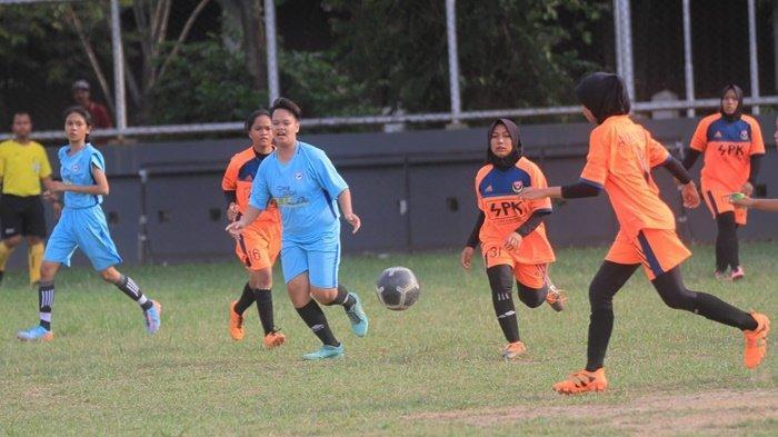 Tekuk Beruang Madu Putri, Klub Mitra Angel Jadi Juara Piala Galanita Askot PSSI Balikpapan