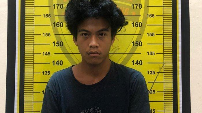 Gadai Mobil Rental di Samarinda! Pemuda Ini Dibekuk Tim Rajawali Polres Bontang, Begini Nasibnya