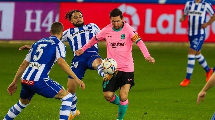 Hasil dan Klasemen Liga Spanyol, Barcelona Menjauh dari 10 Besar, El Real Gagal Kudeta Real Sociedad
