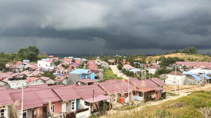 Prakiraan Cuaca di Kalimantan Utara Rabu 17 Februari 2021, Hujan Sedang di Tanjung Selor
