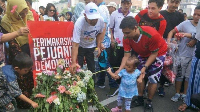 Banyak Petugas KPPS Meninggal Dunia, TKN Milenial Jokowi-Maruf Galang Donasi