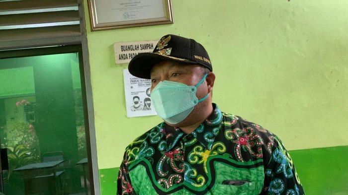 Wakil Bupati Berau Gamalis Pastikan Posisi Dinas Kesehatan dan Dinas Pendidikan Aman