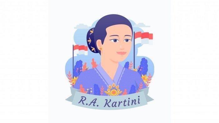 LENGKAP 50 Kata-kata & Ucapan Selamat Hari Kartini Bahasa Inggris dan Arti, Foto/Gambar RA Kartini