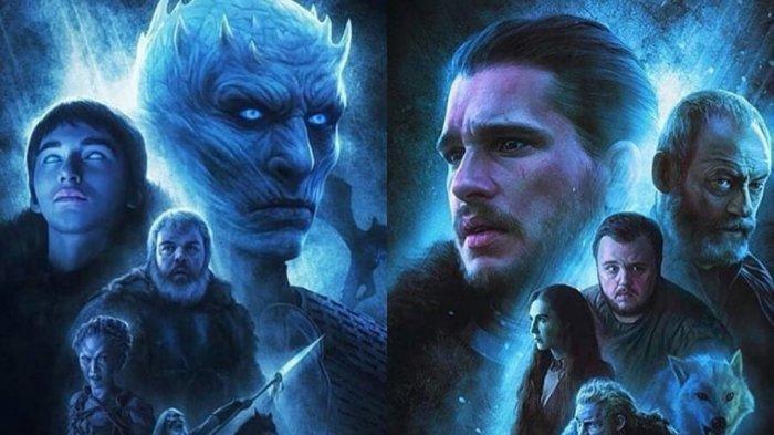 Game of Thrones Season 8 Tersisa 3 Episode Lagi, George RR Martin Sebut Bakal Ada Cerita Lanjutan!