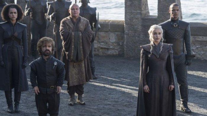 Seru! Episode Terakhir Games of Thrones Musim 7 Lebih Panjang Durasinya