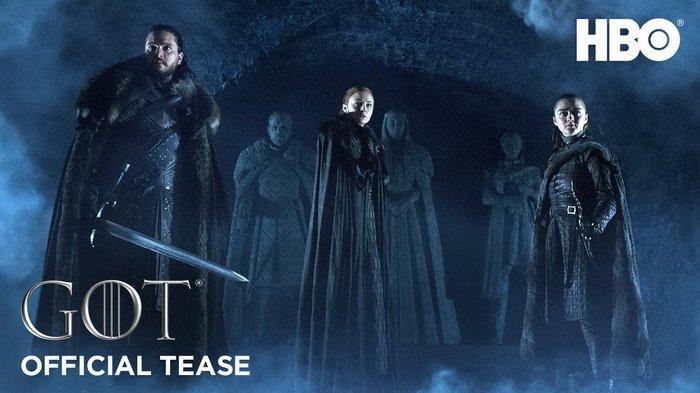 Game of Thrones Season 8 Tayang Sebentar Lagi, Berikut Jadwal, Durasi, Plot Cerita & Trailernya