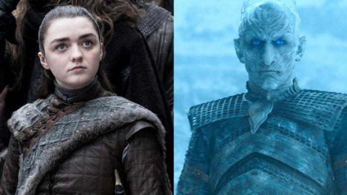 Game of Thrones Season 8 Episode 3: Pertempuran Epik Lawan White Walkers, Takdir Arya Stark Terbaca
