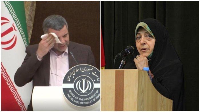 Ganasnya Virus Corona, Wakil Presiden hingga Wakil Menteri di Iran Terinfeksi, Lihat Videonya!