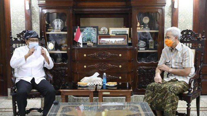 Indonesiapersada.id Gelar Mukernaslub, Ganjar Pranowo Terpilih Menjadi Ketua Umum