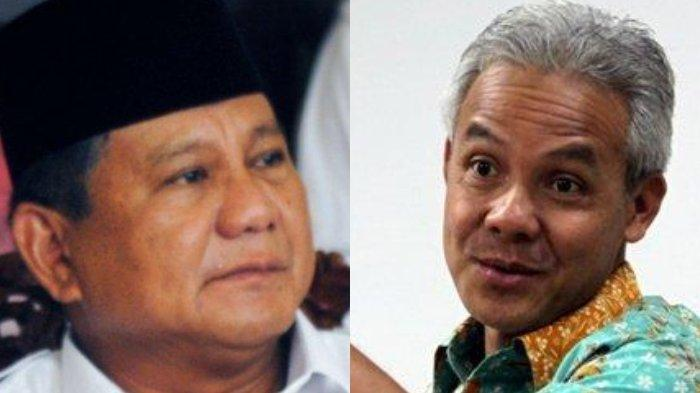 Lengkap, Survei Terbaru Pilpres 2024, Akhirnya Prabowo Salip Ganjar, Giring PSI Lewati Erick & Puan