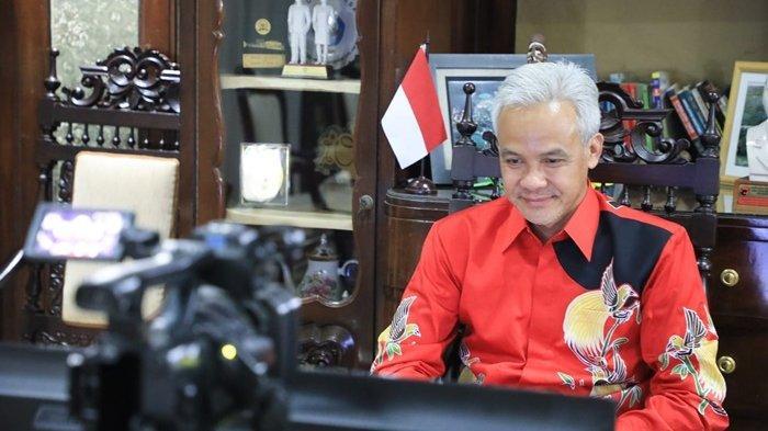 Patung Bung Karno di Polder Tawang Semarang Diresmikan, Ganjar Sebut Simbol Semangat Anak Muda