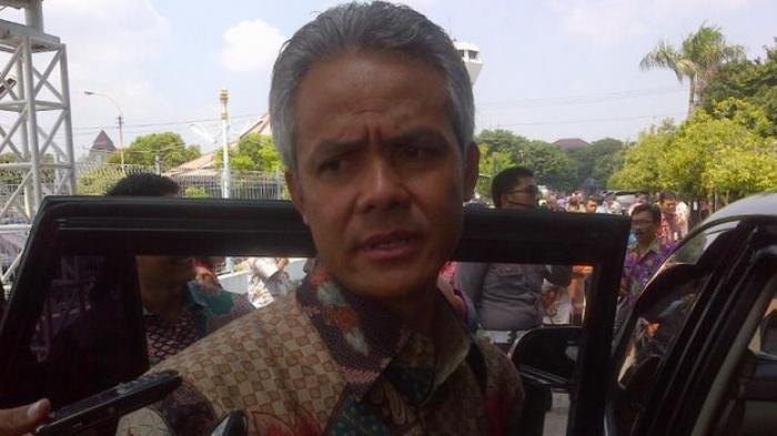 Nada Bicara Ganjar Pranowo Meninggi Bahas Pelajar Ikut Demo,Singgung Anggaran Pendidikan Triliunan