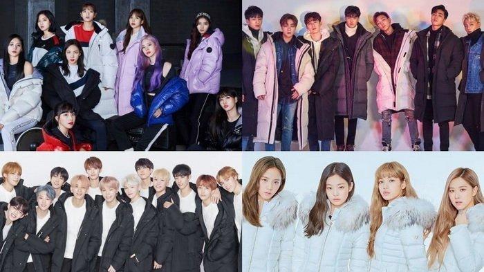 Gaon Chart Music Awards - Live Streaming & Line Up Pengisi Acara, Ada BLACKPINK hingga SEVENTEEN