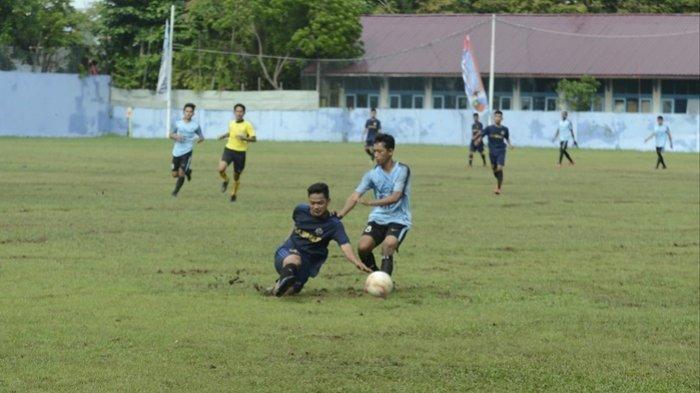 Gepmer Tekuk PSC Lewat Gol Tunggal Hamdin di Turnamen Danlanud Dhomber Cup XXIV Balikpapan