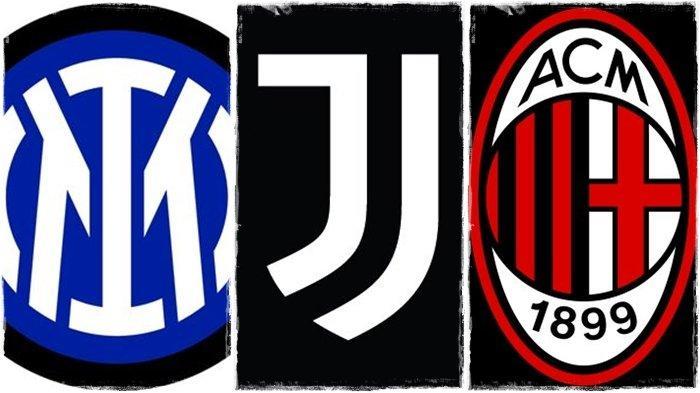 Jadwal Liga Italia 2021-2022 Terlengkap, Big Match Inter, Juventus, AC Milan, Atalanta di Serie A