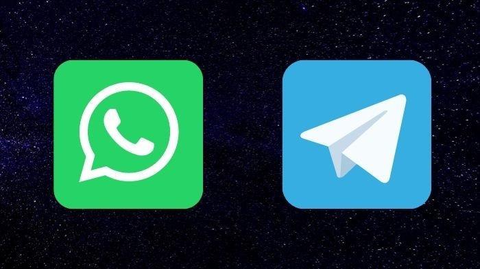 Gara-gara WhatsApp Down, Telegram Ketambahan 70 Juta Pengguna Baru, Bandingkan Fitur Keamanannya