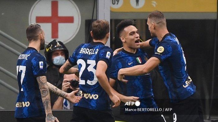 Update Liga Italia, Inter Milan Bisa Kehilangan 9 Pemain Gratis, Ada yang akan Nyeberang ke AC Milan