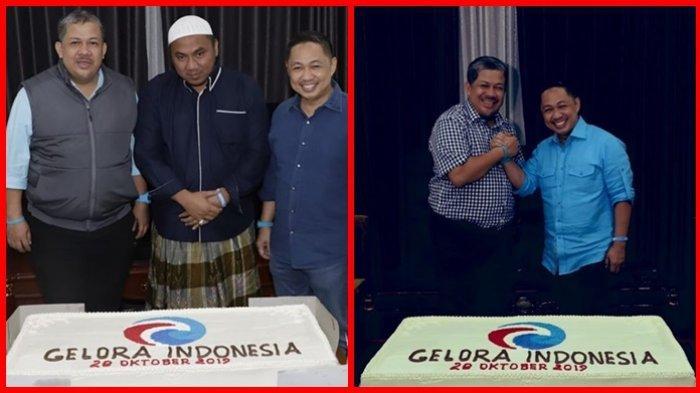 Parpol Fahri Hamzah Partai Gelora Deklarasi 10 November 2019, Tokoh yang akan Gabung, Ada Kaltim?