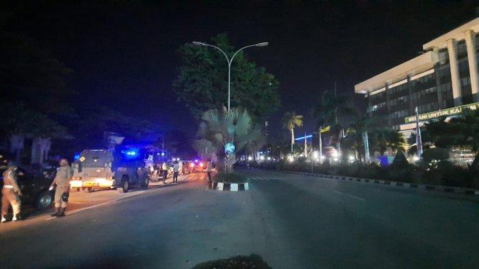 Antisipasi Kerumunan Warga di Malam Tahun Baru 2021, Lampu Tematik Jembatan di Samarinda Dipadamkan